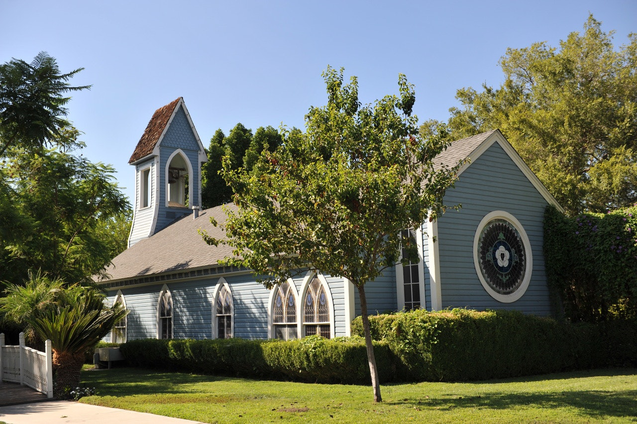 Wedding Chapel at Edwards Mansion