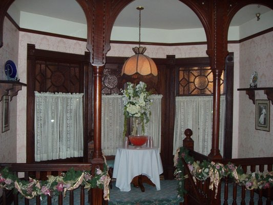 Edwardian Suite at Edwards Mansion